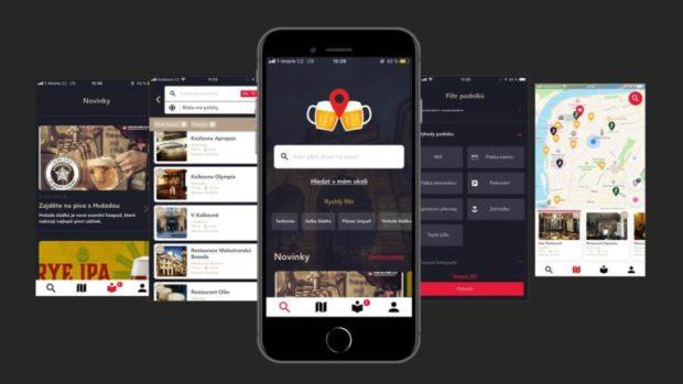 Plzeňský Prazdroj spustil mobilní aplikaci s navigací do hospod