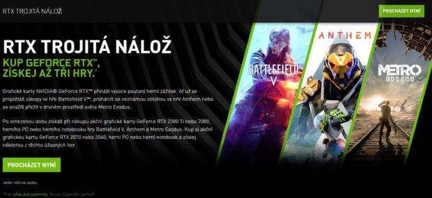 Nvidia vydala Game Ready ovladače pro Apex Legends a představila další novinky
