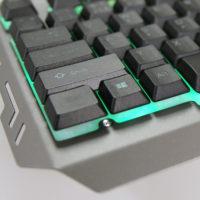 Začala se prodávat nová herní klávesnice Evolveo GK700