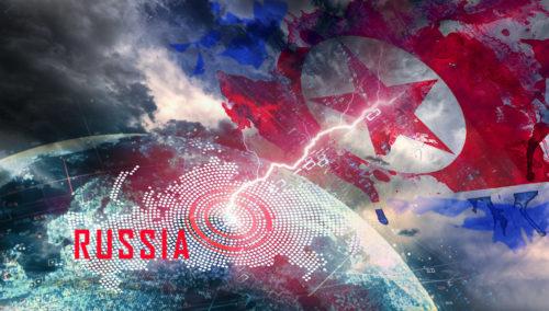Severokorejští hackeři útočili na ruské organizace