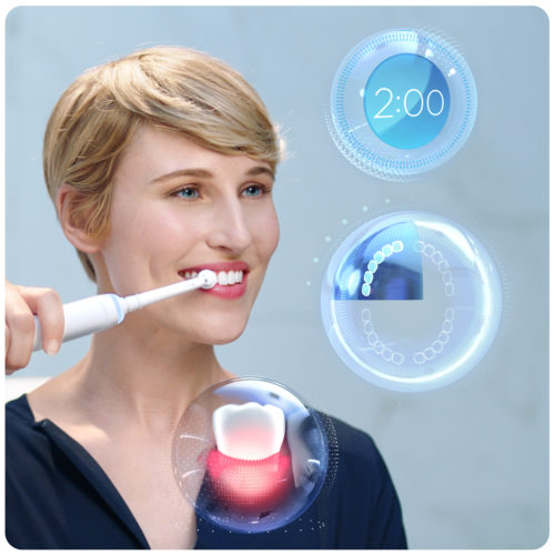 V Česku se bude prodávat zubní kartáček s umělou inteligencí
