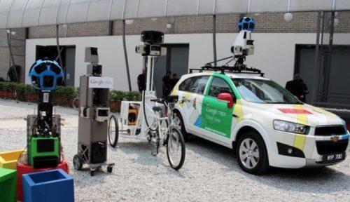 Auta Google Street View se opět podívají do českých ulic