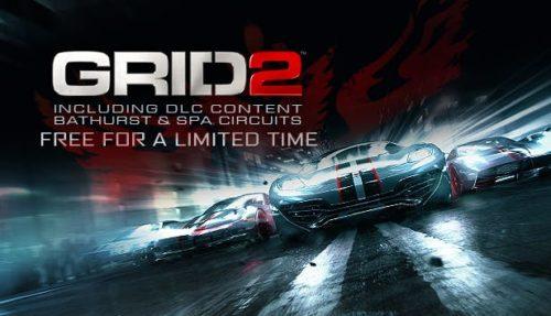 Stahujte zdarma PC verzi závodů GRID 2