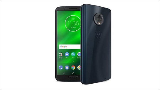 Motorola Moto G6 Plus dostává update na Android 9 Pie