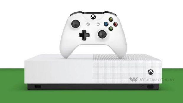 Microsoft uvede konzoli Xbox One S bez mechaniky