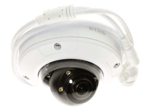 D-Link začíná prodávat nové venkovní kamery z řady Vigilance
