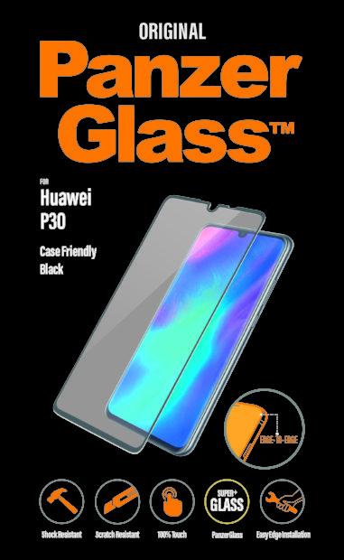 PanzerGlass má nyní ochranná skla i pouzdro ClearCase pro Huawei P30 lite, P30 a P30 Pro