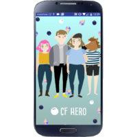 Česká aplikace CF Hero pomáhá prodloužit život lidem s cystickou fibrózou