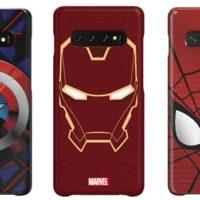 Hrdinové z komiksů Marvel ožívají na interaktivních krytech z edice Samsung Galaxy Friends