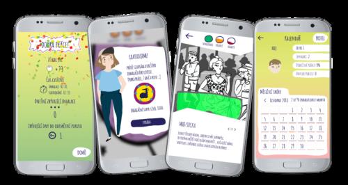 Česká aplikace CF Hero pomáhá prodloužit život