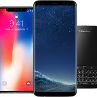 Prodej smartphonů v Česku stoupl. Jedničkou je Samsung, Huawei roste