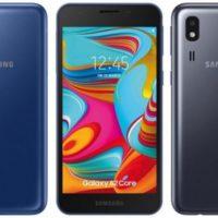 Samsung Galaxy A2 Core Android Pie (Go Edition): jednoduchý smartphone pro nenáročné