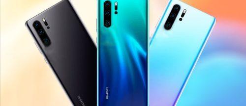 Huawei P30 Pro je podle TIPA Awards nejlepší foto smartphone