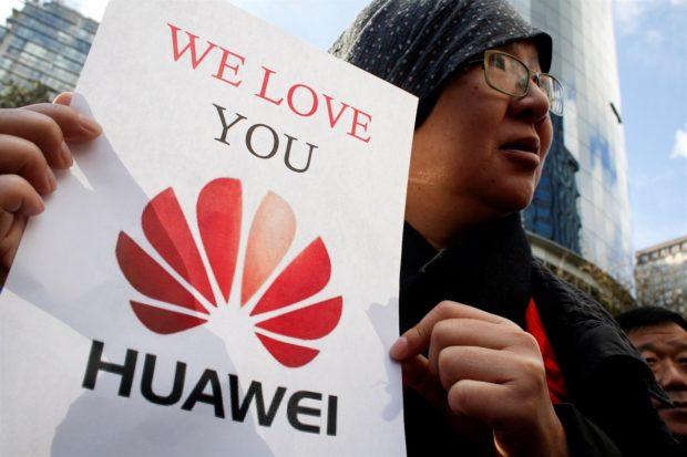 Šéf Huawei je proti, aby Peking zavedl sankce proti Apple