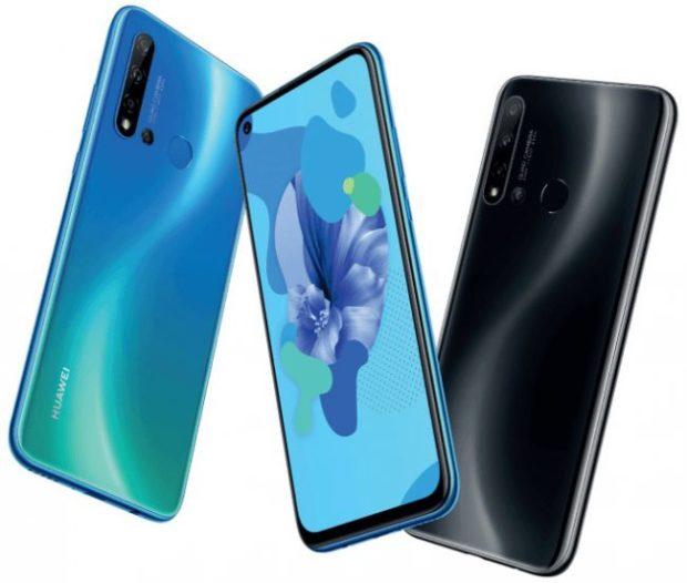 Huawei P20 Lite 2019 o sobě dává poprvé vědět