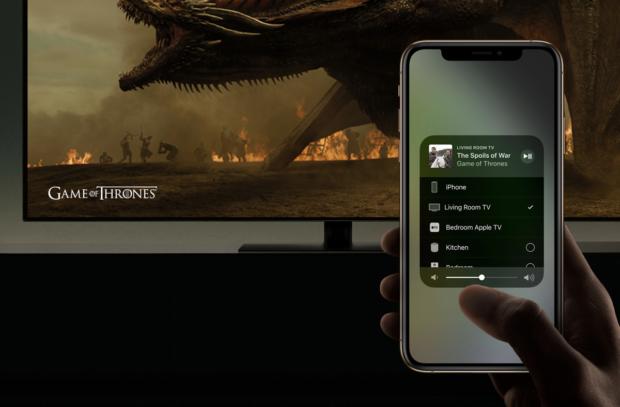 Samsung přináší do svých televizí aplikaci Apple TV a podporu AirPlay 2