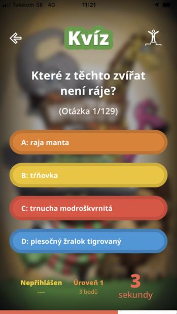 Aplikace Navizoo přichází s interaktivními funkcemi