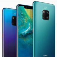 Huawei Mate 20 Pro se znovu dostal na oficiální seznam smartphonů pro Android Q