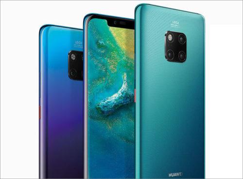 Huawei Mate 30 Pro: Kirin 985, masivní baterie i podpora 5G