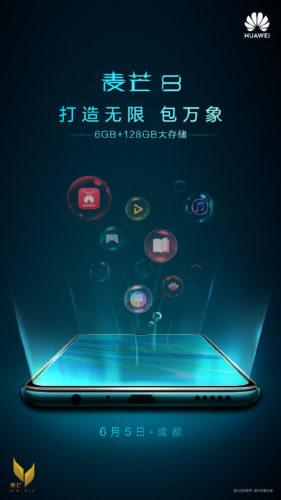 Poprvé o sobě dává vědět Huawei Mate 30 Lite
