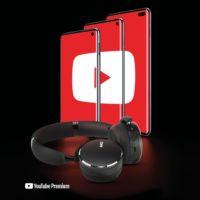 K nákupu smartphonů ze série Galaxy S10 nyní získáte zdarma bezdrátová sluchátka AKG!