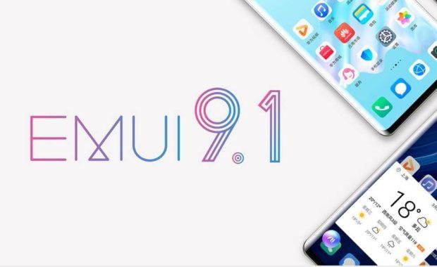 Huawei vydává EMUI 9.1 pro smartphony série Mate 20