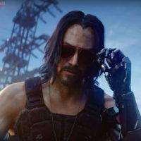 Datum vydání hry Cyberpunk 2077 odtajnil Keanu Reeves