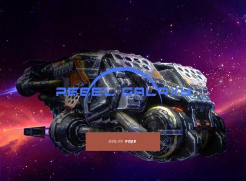 Stahujte zdarma vesmírné Rebel Galaxy!