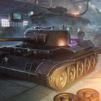Připojte se k oslavám narozenin World of Tanks Blitz a získejte spoustu dárků včetně atomových verzí tří legendárních tanků!