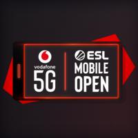 Vodafone přichází s revolucí v online hraní. Společně s ESL organizuje první globální 5G turnaj v mobilních hrách