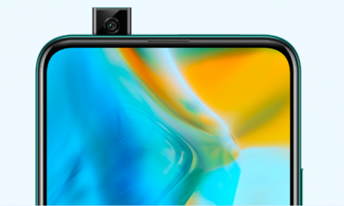 Huawei P Smart Z s výsouvací kamerkou je v prodeji
