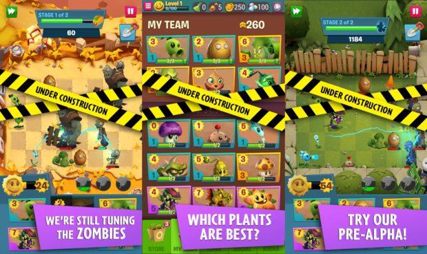 Vybraní hráči již mohou testovat Plants Vs. Zombies 3