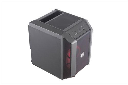 Cooler Master představuje přenosnou PC skříň MasterCase H100