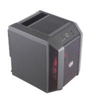 Prťavou PC skříň Cooler Master MasterCase H100 si snadno vezmete na cesty