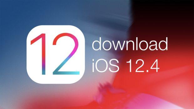 Apple vydal iOS 12.4. Přenos dat do nového iPhonu je snazší než kdy dřív