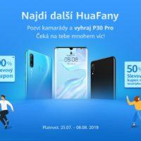 Huawei představil nové fórum HuaFan, vyhrát můžete skvělý P30 Pro