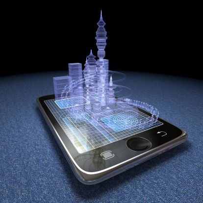 Smartphony v budoucnu nahradí brýle pro rozšířenou realitu, tvrdí studie