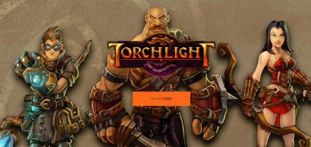 Stahujte zdarma hru Torchlight z Epic Games Store