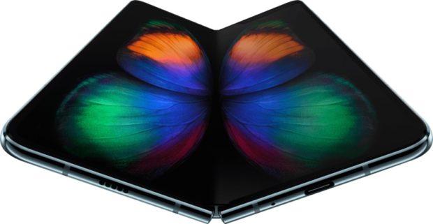 Samsung příští rok plánuje prodat 6 milionů skládacích Foldů