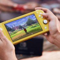 Nintendo oficiálně představilo konzoli Switch Lite. Prodávat se začne v září