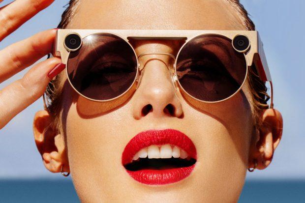 Špiónské brýle Spectacles 3 pořídí 3D fotky a videa