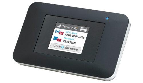 Netgear AirCard 797 zajistí rychlé připojení na cestách