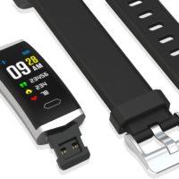 Evolveo FitBand B5 je fitness náramek s GPS a vodotěsností IP68