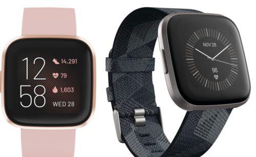 Fitbit představuje nové chytré hodinky Versa 2