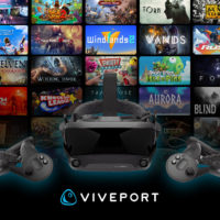 HTC Viveport Infinity ohlašuje podporu headsetu Valve Index