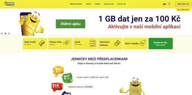 SAZKAmobil rozdává ke každé nové SIM data zdarma nebo volání a SMS za korunu