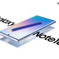 Samsung hlásí obrovský zájem o Galaxy Note10, 512GB verze je v ČR vyprodaná