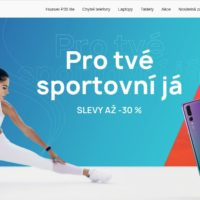 AKCE: Huawei zlevňuje produkty pro zdravý životní styl