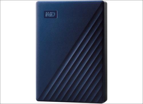 Novinky od Western Digital: Externí SSD s rozhraním SuperSpeed USB a 5TB My Passport