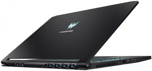 Acer Predator Triton 500 je prvním notebookem s 300Hz displejem